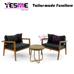 Modern Design Dining Teak Wooden Chair and Table/Leisure Outdoor Furniture
