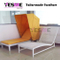 Garden Swing Patio Furniture Chaise Lounge with Canopy Outdoor Chaise Lounge