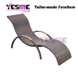 Modern Outdoor Furniture/Chaise Lounge/Chaise Chairs/Benches/Sunbed