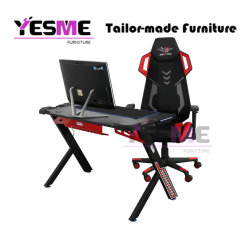 Gaming Desk Office Computer Table PC Best Quality Powder Coating Desk