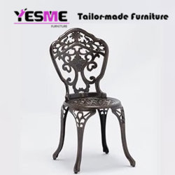 Cast Aluminum Garden Furniture Patio Furniture Hotel Furniture