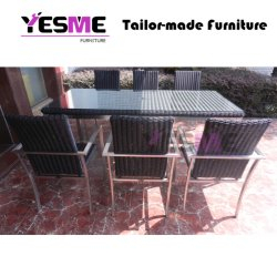 Outdoor Garden Furniture Dining Table Set