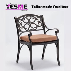 Patio Cast Aluminum Furniture Backyard Furniture Outdoor Furniture Garden Furniture